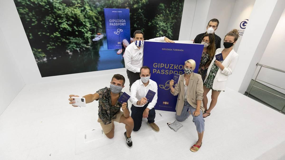 Gipuzkoako Pasaportea atera du Aldundiak, Covid-19aren aurrean barne-turismoa sustatzeko