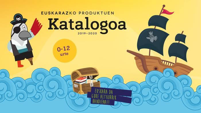 Kalean da Euskarazko Produktuen Katalogoa