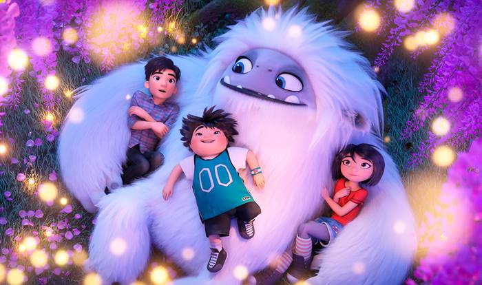 """Abominable"" filma"