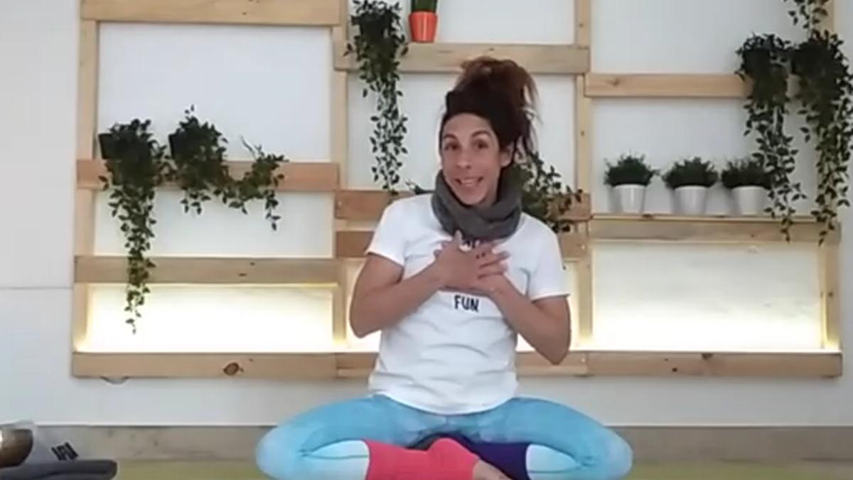 Mozorro yogi festa