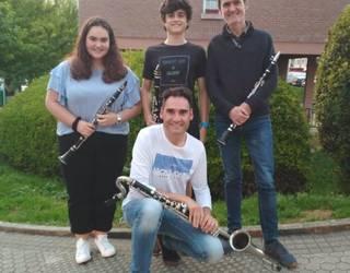 Andoaingo klarinete-joleen kontzertua Asteasun, gaur arratsaldean