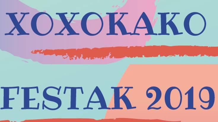 Xoxokako festak 2019