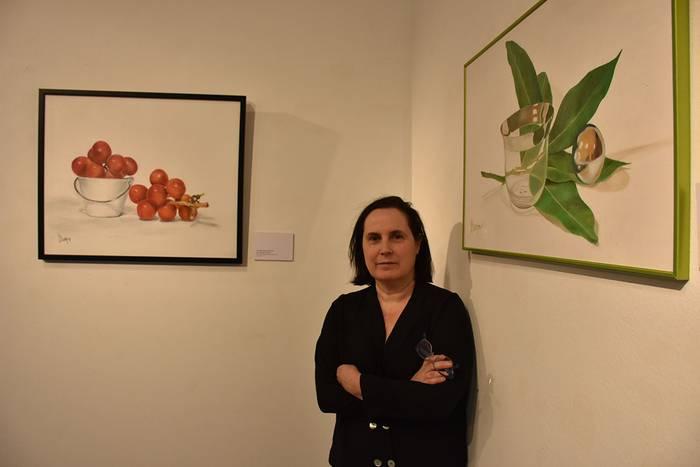 Marga Aldaburu, gauza txikien margolaria