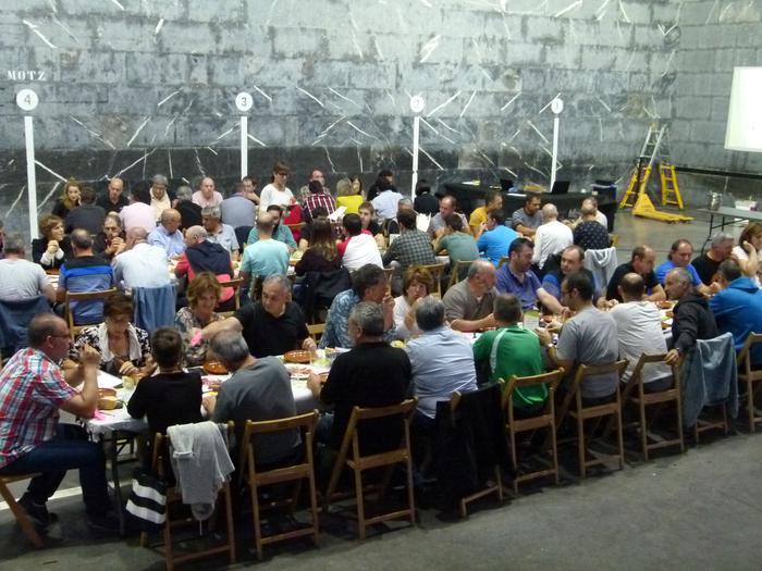 Euskal Herriko Sagardo  Txapelketa Herrikoiaren finala, larunbatean