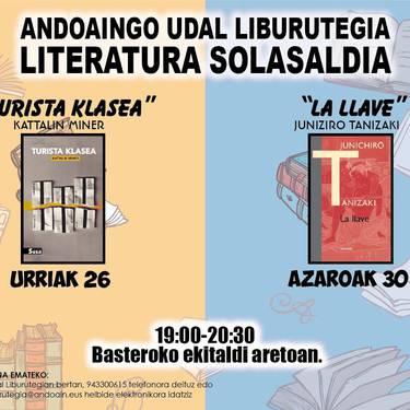 Literatur solasaldia