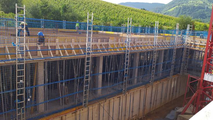 Erniobea Institutuak eraikin berria estreinatuko du 2021-2022 ikasturtean