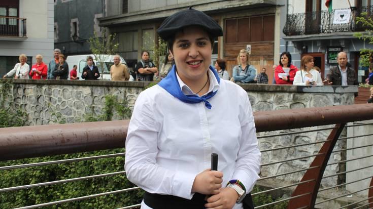 Ane Jalon, lehen eskopetaria