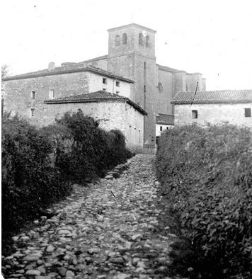 1918ko gripea Zizurkilen: 40 eguneko izua, ikara