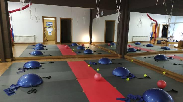 Lur fisioterapia eta pilates zentroa