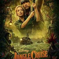 Jungle Cruisse filma