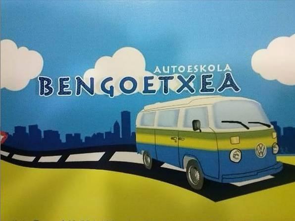 Bengoetxea autoeskola logotipoa