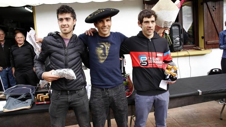 Hassan Ait Chaou eta Maialen Gurrutxaga garaile Loatzoko igoeran