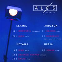 Alos Quartet, kontzertua