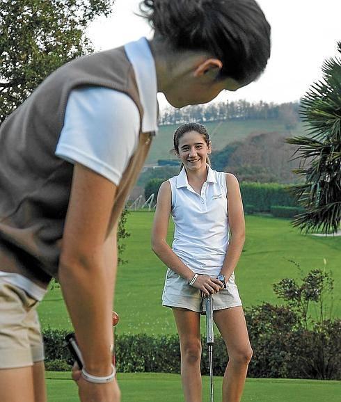 Goiburu Golf Clubeko ordezkaritza Britainia Handian
