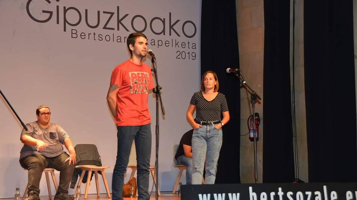 Haritz Mujikak irabazi du Oñatiko final-zortzirena
