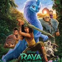 'Raya y el último dragón' haurrentzako pelikula