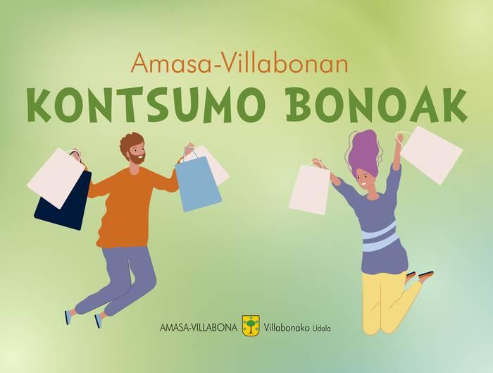 Kontsumo Bonuen II. kanpaina abiatuko du Amasa-Villabonako Udalak