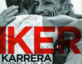 'Iker Karrera. Bidea ipar' liburua