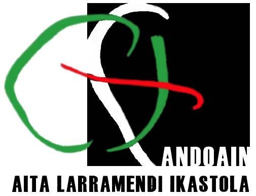 Aita Larramendi Ikastola logotipoa