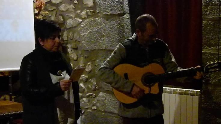 Aspanogi elkartearen inguruko bertso musikatuak