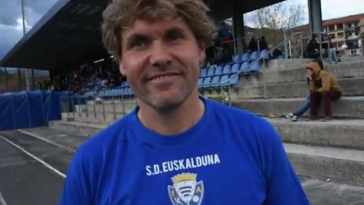 Euskaldunako Iker Dorronsoro