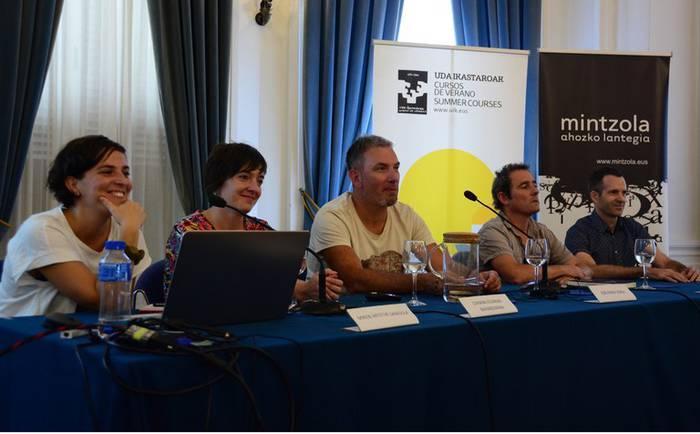 Euskal kulturari so, bertsolaritzaren artikulazioak jardunaldietako bigarren saioa