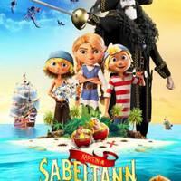 'Capitán Diente de Sable y el diamante mágico' filma