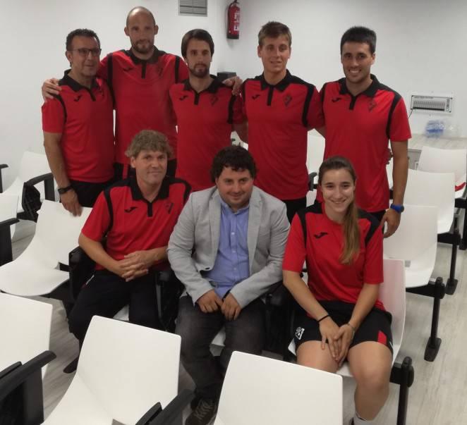 Olangua, Eibar taldeko bigarren entrenatzailea