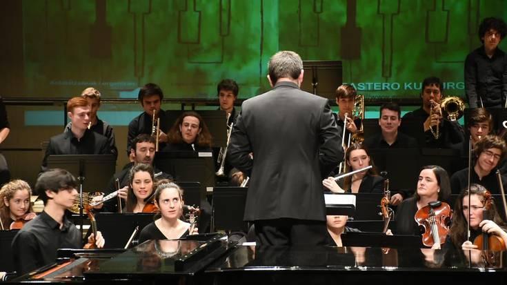 Luis Fracaren Andoain Orkestrarako egokituta