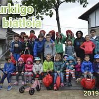 Zizurkilgo XXI. biatloia maiatzaren 16an