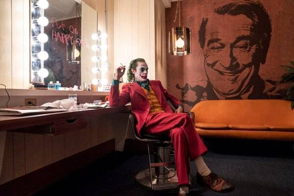 """""""Joker"""" filma"""
