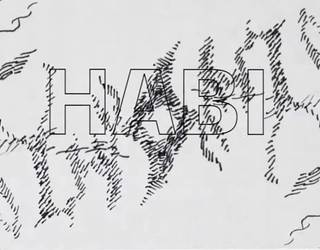 'Hitzak' kantuaren bideoklipa aurkeztu du Habi musika taldeak