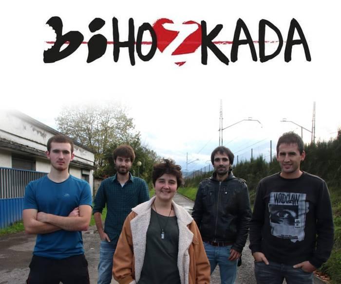 BiHozkada musika taldearen kontzertua