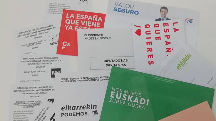 Espainiako Kongresurako hauteskundeak 2019
