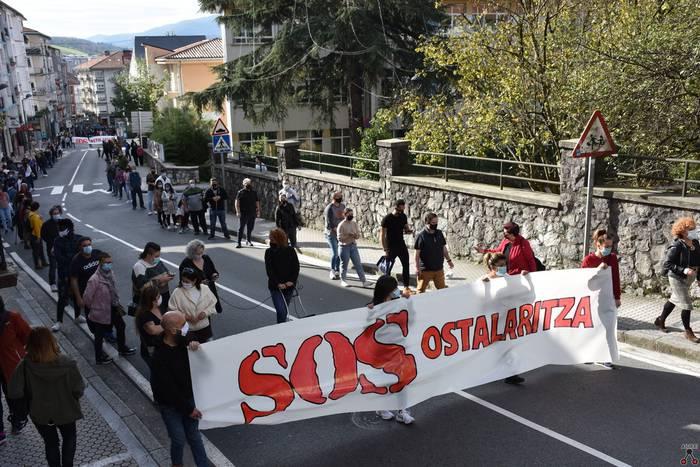 Tolosako, Amasa-Villabonako eta Andoaingo ostalarien ekimena