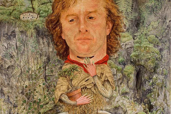 Bixente Ameztoyren lanak ikusgai, Bilboko Arte Ederren Museoan