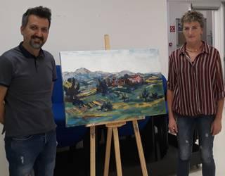 750 euroko saria duen pintura lehiaketa, igandean Urnietan