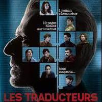 Los traductores filma