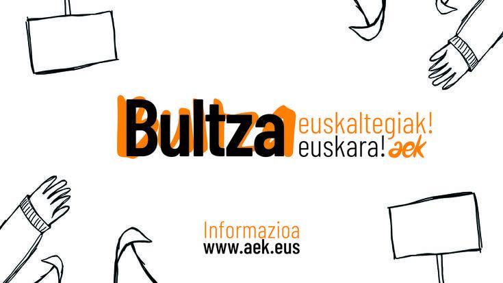 Bultza Euskara 2021