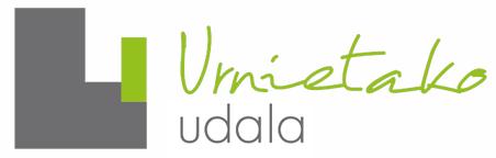 Urnietako Udala logotipoa
