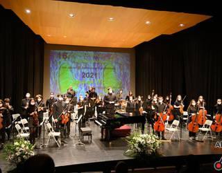 Francisco Escudero kontserbatorioko musikarien kontzertua, Piano Jaialdiaren hasieran
