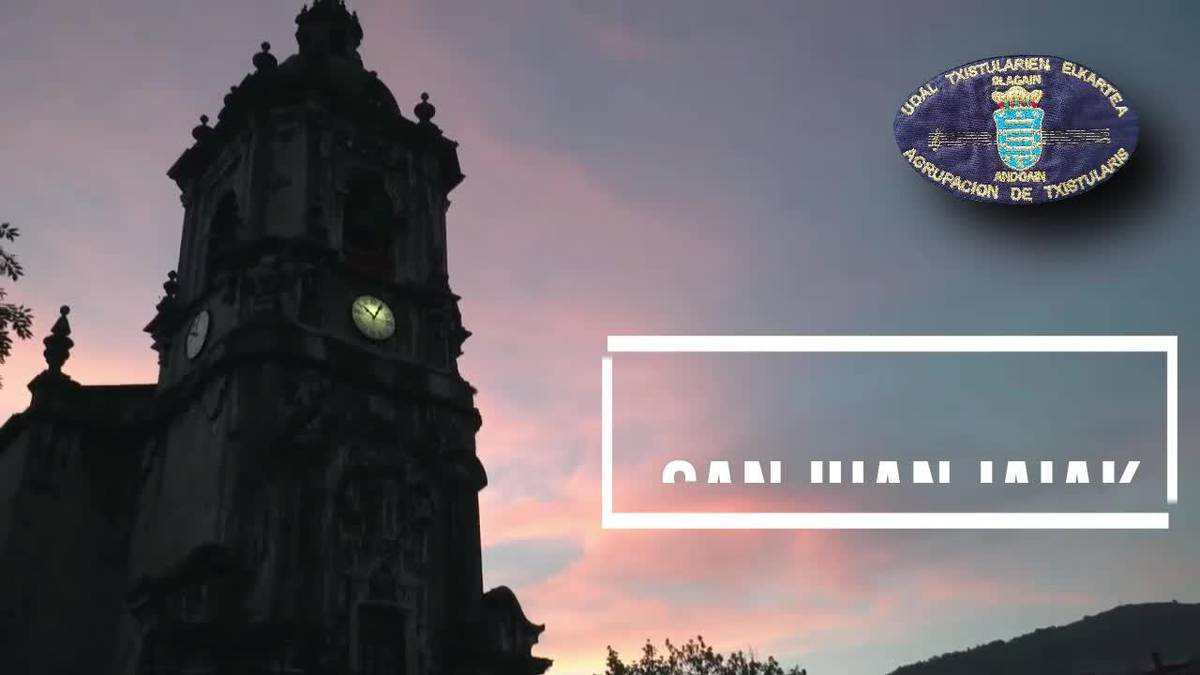 San Juan jaien ospakizunen laburpena