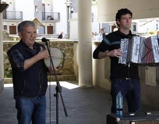 San Isidro eguna ospatu dute Amasan, Zizurkilen eta Asteasun