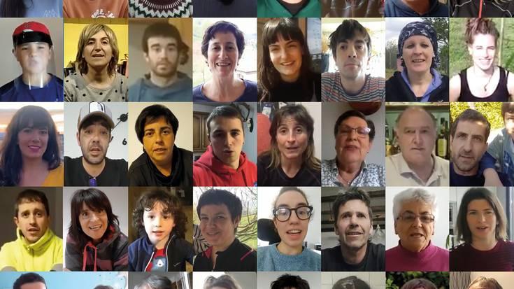 Bertsoaren birusa zabaldu du Aiurrik Euskal Herrian barrena