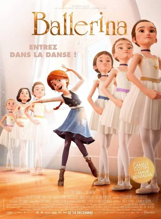ZINEMAZALE BERRIAK: Ballerina