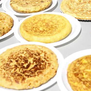 Patata tortilla lehiaketa