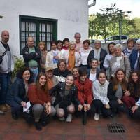 Caritas taldearen deialdia