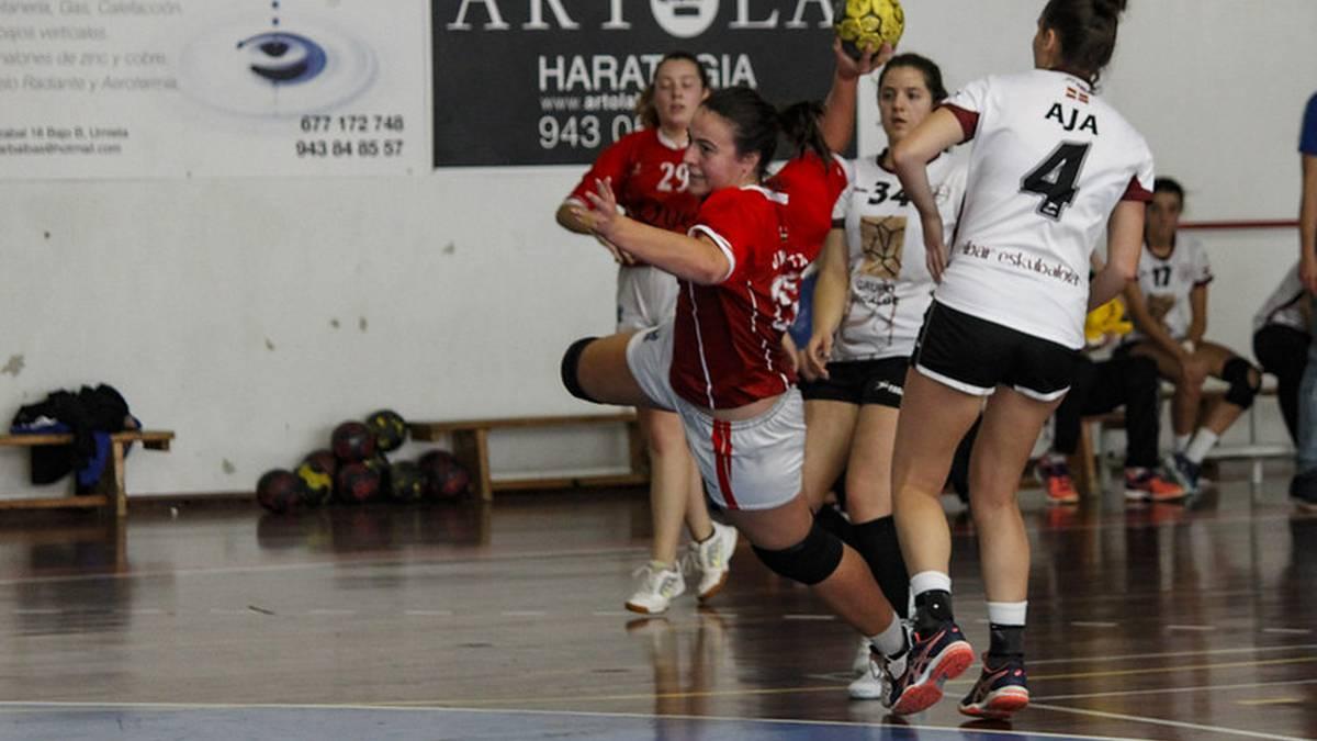 Urnieta Quel Abogados taldeak partida garrantzitsua irabazi du Egiaren aurka