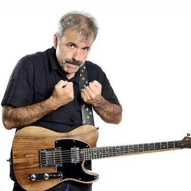 Joseba Tapiak hitzaldi musikatua eskainiko du Larraulen