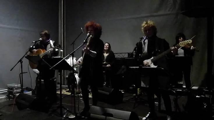Dudik Pe taldearen musika emanaldia
